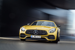 Mercedes Benz AMG GT 2018 Wallpaper