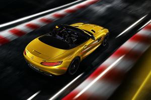 Mercedes Benz Amg GT 8k Wallpaper
