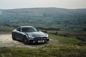 Mercedes Benz AMG GT S Edition 1 Wallpaper