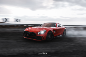 Mercedes Benz Forza Horizon 4 4k Wallpaper