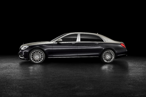 Mercedes Benz Maybach S 560 2018 Wallpaper
