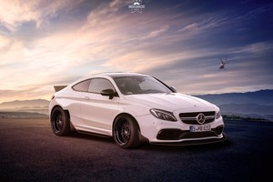 Mercedes Benz Photography