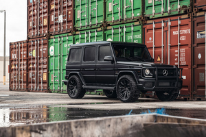 Mercedes G Wagen 2017 Wallpaper