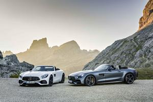 Mercedes Gt Roadster Wallpaper