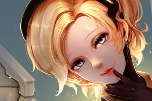 Mercy 4k Overwatch Artistic Artwork Wallpaper