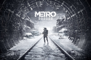 Metro Exodus Video Game 5k Wallpaper