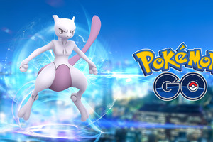 Mewtwo Pokemon Go Wallpaper