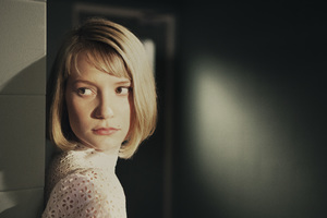 Mia Wasikowska The Double Movie
