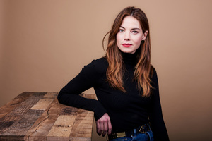 Michelle Monaghan 8k Wallpaper