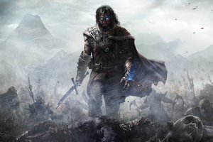 Middle Earth Shadow Of Mordor 4k Wallpaper
