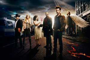 Midnight Texas Tv Series Wallpaper
