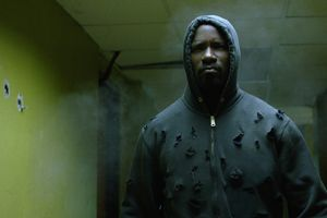 Mike Colter As Luke Cage HD