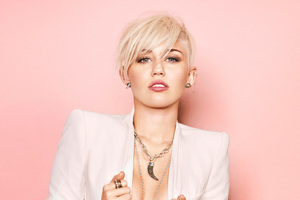 Miley Cyrus 2018 4k 5k Wallpaper