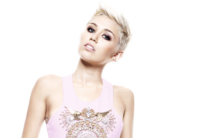Miley Cyrus 5k New Wallpaper
