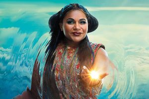 Mindy Kaling As Mrs Who In A Wrinkle In Time 2018 Wallpaper