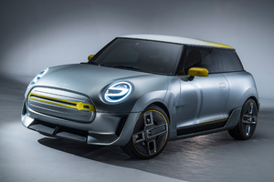 Mini Cooper Electric Concept 2017 Wallpaper