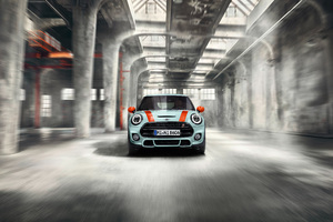 MINI Cooper S Delaney Edition 2018 Front Wallpaper