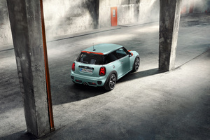 MINI Cooper S Delaney Edition 2018 Rear Wallpaper