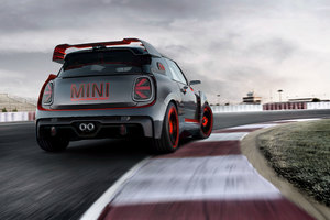 MINI John Cooper Works GP Concept Wallpaper