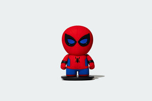 Mini Spiderman Toy 5k Wallpaper