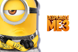 Minion Despicable Me 3