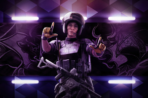 Mira Tom Clancys Rainbow Six Siege Operation Velvet Shell
