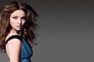 Miranda Kerr Brunette Girl Wallpaper