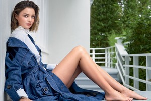 Miranda Kerr Model 4k Wallpaper