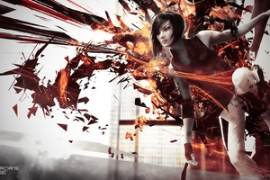 Mirrors Edge 2 HD Game Faith Cornors
