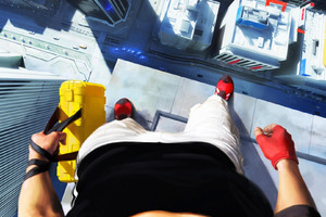 Mirrors Edge Artwork