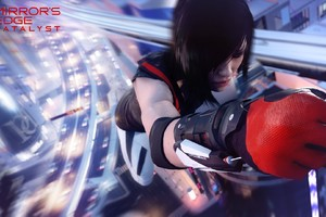 Mirrors Edge Calalyst Girl