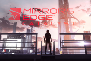 Mirrors Edge Catalyst 4k