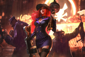 Miss Fortune League Of Legends