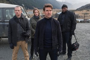 Mission Impossible 6 Tom Cruise And The Cast Wallpaper