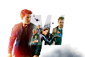 Mission Impossible Fallout 12k Poster Wallpaper