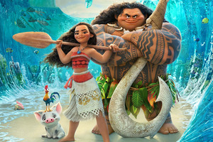 Moana 2016 Movie