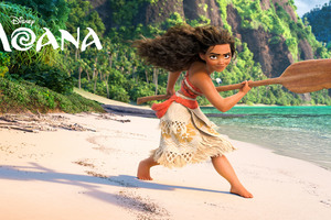 Moana 4k Wallpaper