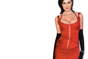 Monica Bellucci Sexy Wallpaper