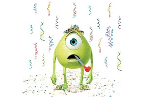 Monsters University Mike Wazowski