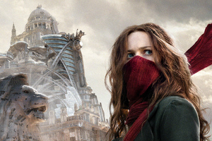 Mortal Engines Movie 4k Wallpaper