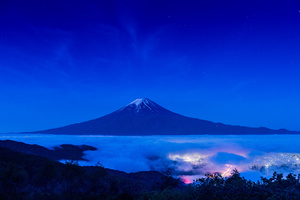 Mount Fuji Beautiful Shot
