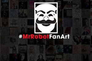 Mr Robot Artwork