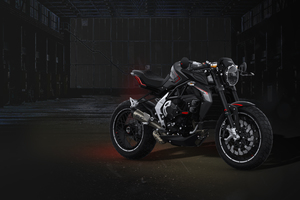 MV Agusta Australia RVS Wallpaper