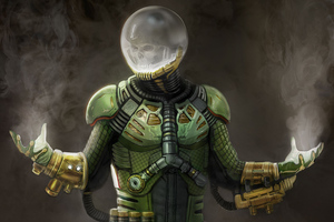Mysterio Concept Art Wallpaper