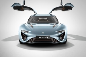 Nanoflowcell Quantico Concept Car 3 Wallpaper