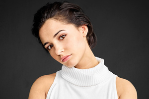 Naomi Scott 4k Wallpaper