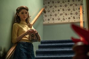 Natalia Dyer In Stranger Things