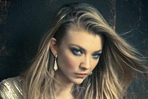 Natalie Dormer Face Wallpaper