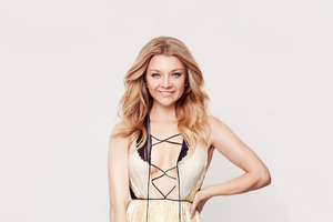 Natalie Dormer Marie Claire 2017 Wallpaper