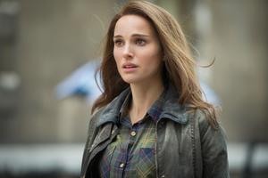 Natalie Portman As Jane Foster